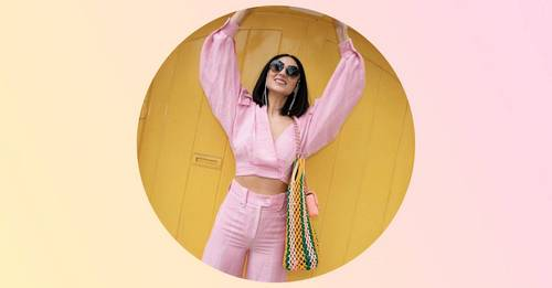 This is the little-known British fashion brand loved by Kourtney Kardashian and Dua Lipa