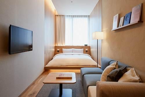 This Muji Tokyo Hotel is a Minimalist Traveler's Dream