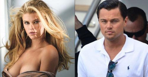 Nina Agdal, Leonardo DiCaprio