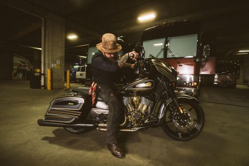 Zac Brown Indian Motorcycle (4)