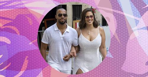 Ashley Graham just announced her pregnancy with this sweet post