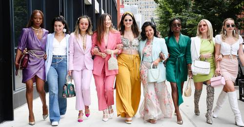 17 of our favourite street style moments from New York Fashion Week