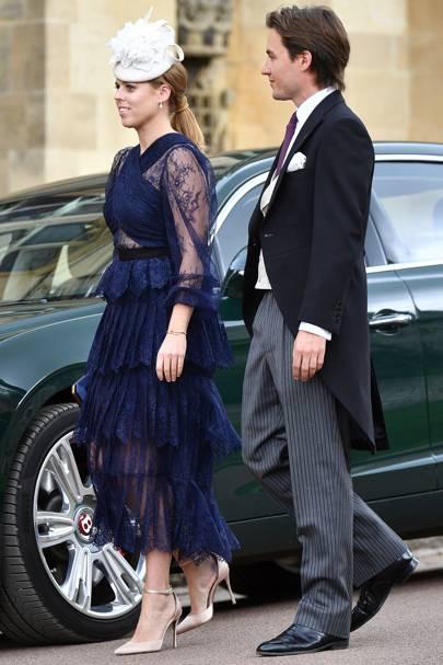 Princess Beatrice is engaged to businessman boyfriend, Edoardo Mapelli Mozzi