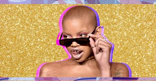 Slick Woods has launched a jewellery line to help fund minority-owned businesses