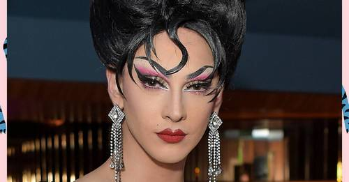Drag icon, Violet Chachki, talks extractions, influences and changing characters