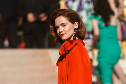 Zoey Deutch opens up about her quarter-life crisis, mental health and… sweating!