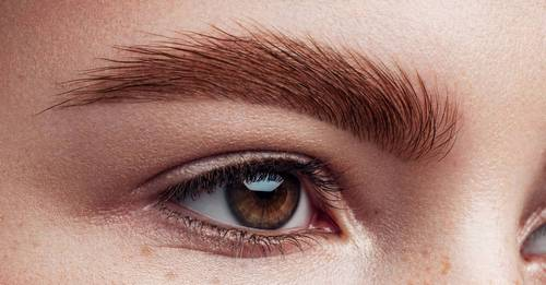 Brow laminating is the new treatment that promises brushed up, defined brows