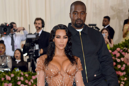 Kanye West Criticizes Wife Kim Kardashian For Dressing Too Sexy