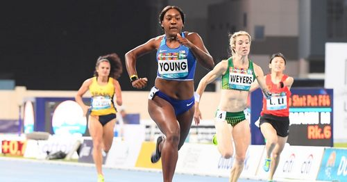 3 Years After Attempting Suicide, Deja Young Won Gold at 2019 Para Athletics Worlds