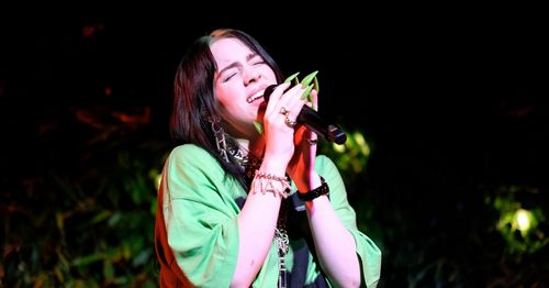 Billie Eilish Has a New Song, so Put on Your Headphones and Get in Your Feelings