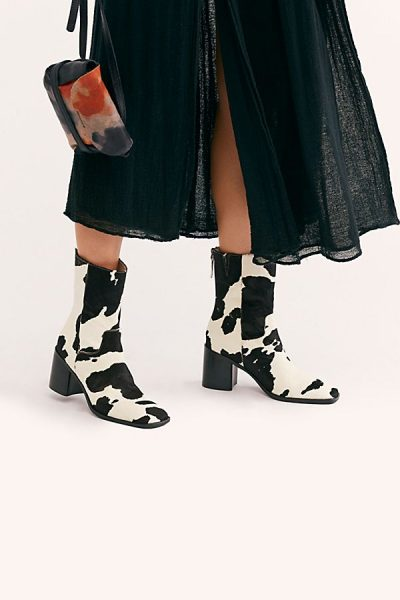 fall ankle boot trends