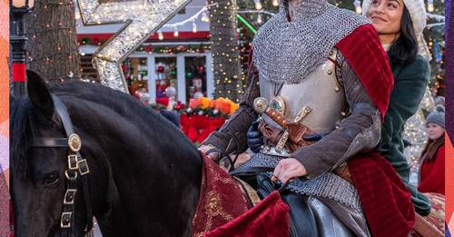 There's a reason holiday rom-coms like The Knight Before Christmas are so satisfying