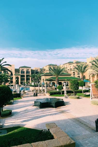 I spent a long weekend at Mazagan in Morocco