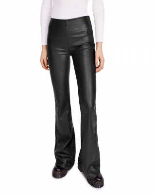 leather pants outfits