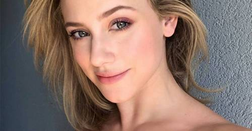 Lili Reinhart does most of her own makeup