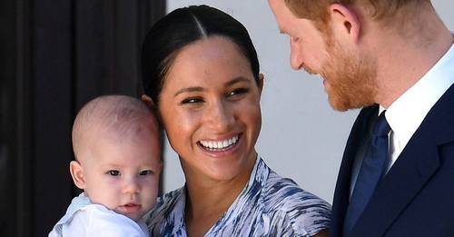 Meghan Markle and Prince Harry's cutest couple moments of 2019