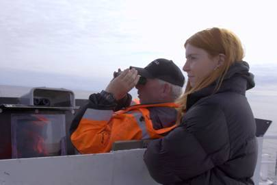 Stacey Dooley's BBC documentary uncovers the devastating truth about the whaling industry