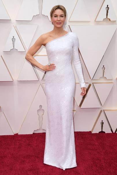 Renée Zellweger's exquisite Oscars gown