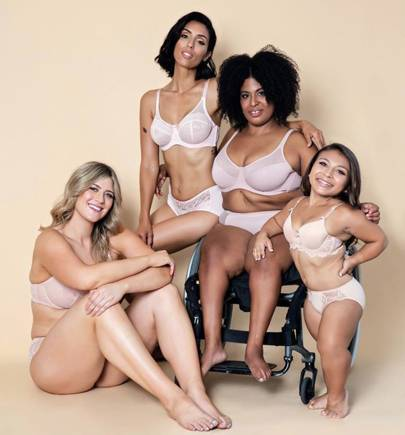 This lingerie brand is made for literally EVERY body
