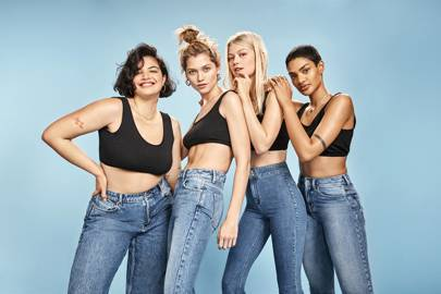 Topshop just launched 8 new jean styles and these