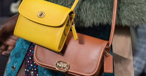 Coach has dropped loads of new spring bags