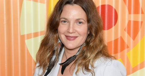 Drew Barrymore shared a brilliant hack for calming down a popped pimple