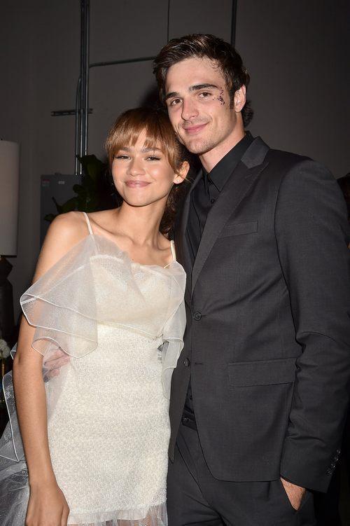LOS ANGELES, CALIFORNIA - JUNE 04: Zendaya and Jacob Elordi attend HBO's