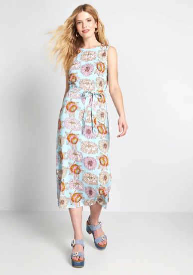 retro floral prints