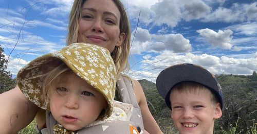 Hilary Duff on Parenting While Social Distancing