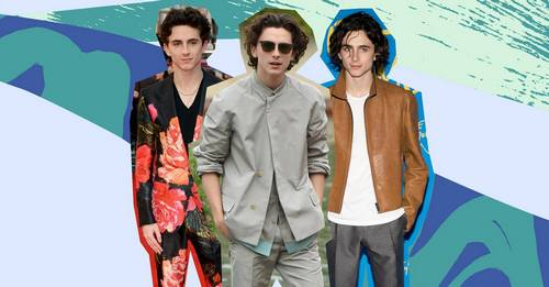 22 outfits that made Timothée Chalamet fashion's favourite new muse