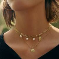 6 tips for layering your jewellery like a pro to really glam up those Zoom calls