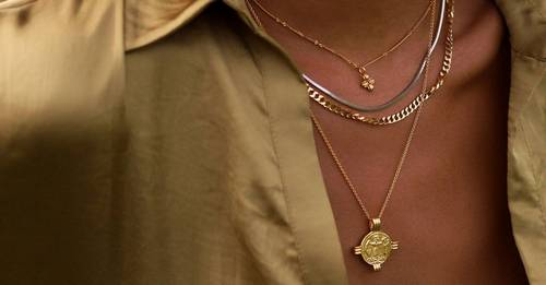 Normal People star's necklace