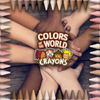 Crayola teamed up with a former MAC chemist to expand its range of skin tone crayons