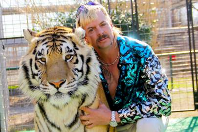 Nicolas Cage will play Joe Exotic in a new Tiger King miniseries