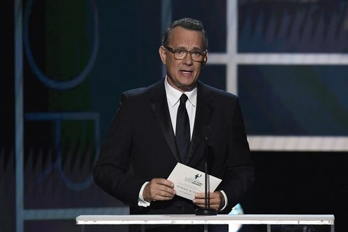 Please Take 5 Minutes to Appreciate Tom Hanks's Moving Graduation Speech For the Class of 2020