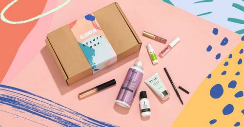Beauty Box has landed and it's the ultimate quarantreat