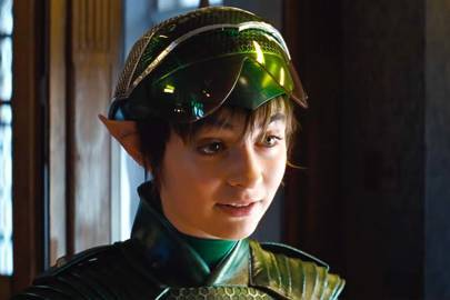 Meet Disney's new heroine, Artemis Fowl's Lara McDonnell