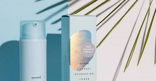 Syrene is one of New Zealand's most popular skincare brands
