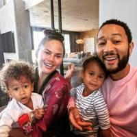 John Legend's powerful words on raising children in 2020