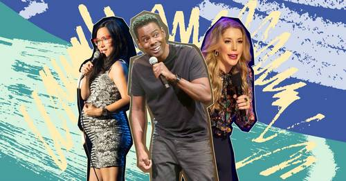 All the best stand-up comedy on Netflix for when you're in need of some serious LOLs