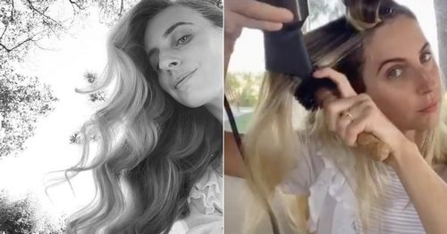 Watch This Tutorial For an Old Hollywood-Inspired Wedding Hairstyle