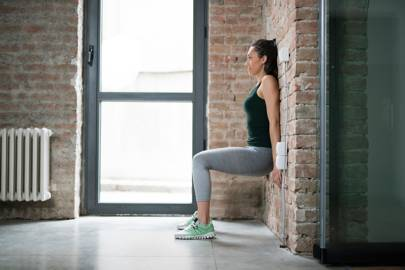 Isometric exercises are one of the best ways to build serious strength
