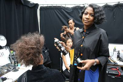 Rihanna's hair stylist, Ursula Stephen, on how to create outstanding hair