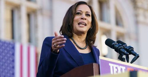 Here's everything you need to know about Kamala Harris