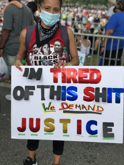 """The March on Washington: 57 Years Later, """"The Dream Is Still Alive"""""""