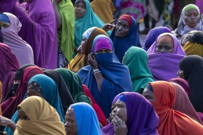 The Somalian parliament is considering a bill that would allow child marriage once