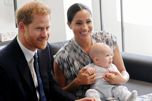 Why Prince Harry and Meghan Markle Went a Different Child Care Route