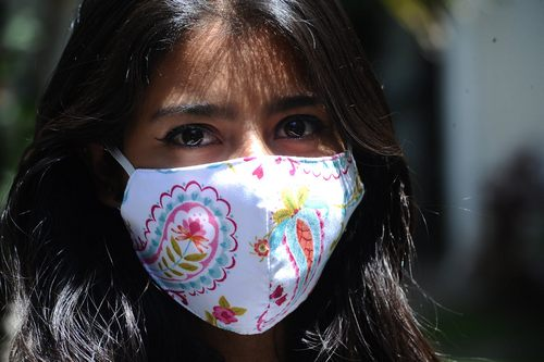 Antimicrobial Masks Are No More Effective Than Your Regular Fabric Face Masks