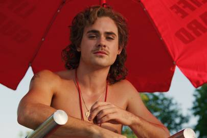 Dacre Montgomery calls 'bullsh*t' on toxic masculinity after years of being bullied