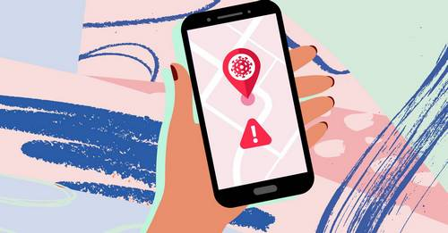 We asked a doctor to explain how the app works, 'track and trace'